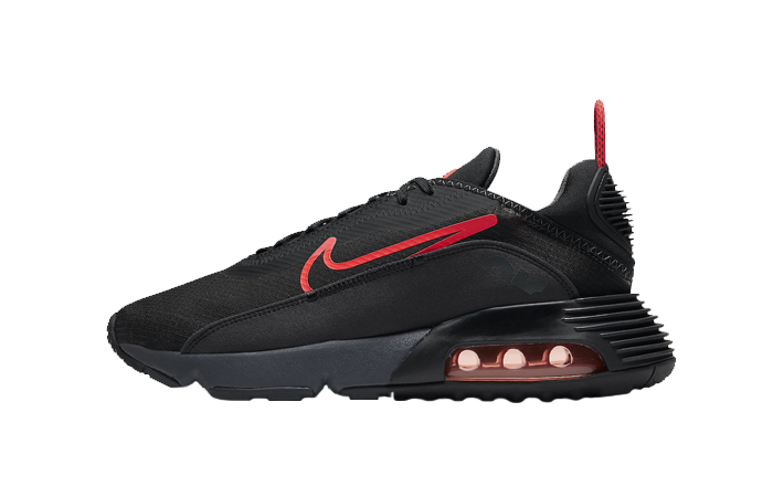 Nike Air Max 2090 Matte Black Red CT1803-002 01