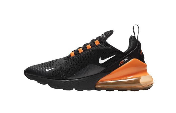 Nike Air Max 270 Halloween Black Orange DC1938-001 01
