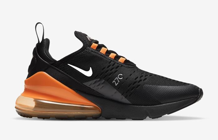 Nike Air Max 270 Halloween Black Orange DC1938-001 03