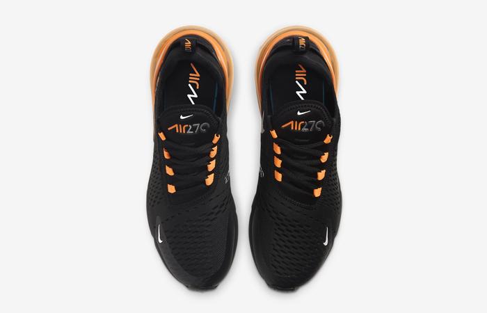 Nike Air Max 270 Halloween Black Orange DC1938-001 04