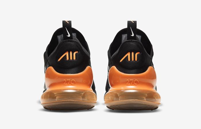 Nike Air Max 270 Halloween Black Orange DC1938-001 05