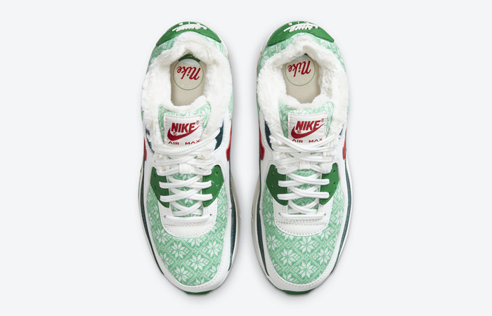 Nike Air Max 90 Christmas 2020 DC1607-100 04