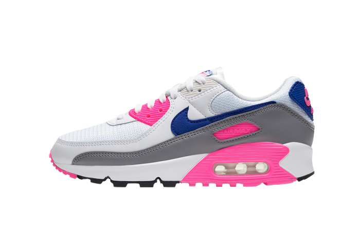 Nike Air Max 90 III Laser Pink Concord CT1887-100 01