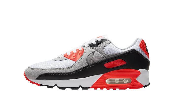 Nike Air Max 90 Infrared 2020 CT1685-100 01