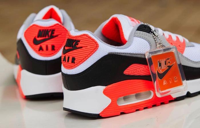 Nike Air Max 90 Infrared 2020 CT1685-100 04