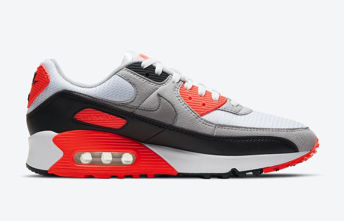Nike Air Max 90 Infrared 2020 CT1685-100 06