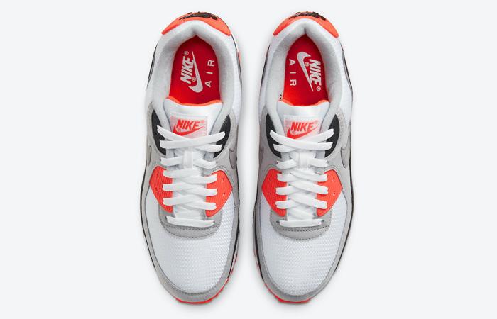 Nike Air Max 90 Infrared 2020 CT1685-100 07