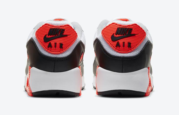 Nike Air Max 90 Infrared 2020 CT1685-100 08