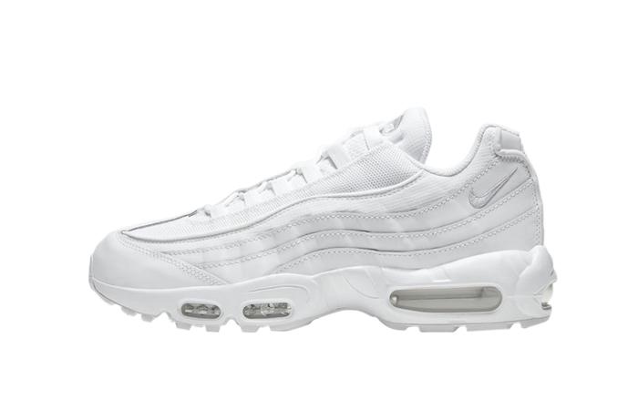 Nike Air Max 95 Essential White CT1268-100 01
