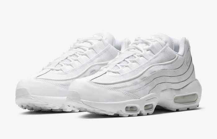 Nike Air Max 95 Essential White CT1268-100 02