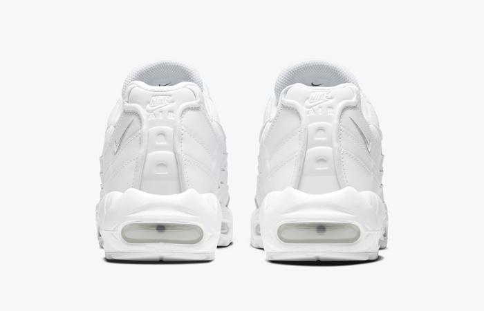 Nike Air Max 95 Essential White CT1268-100 05