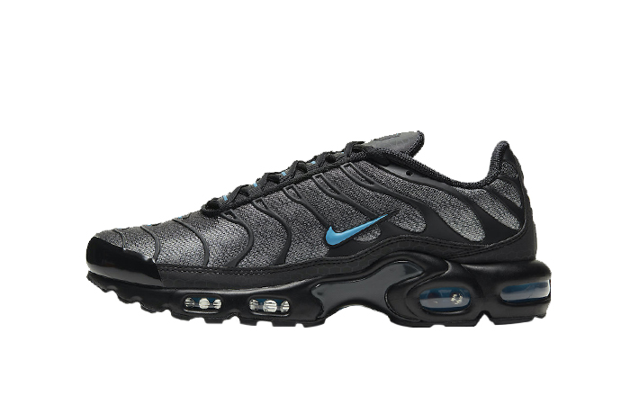 Nike Air Max Plus Black Grey DC1935-001 01