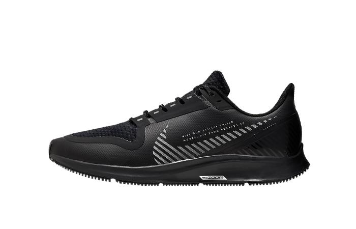 Nike Air Zoom Pegasus 36 Shield Black Silver AQ8005-001 01