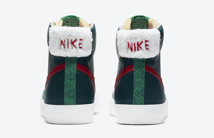 Nike Blazer Mid Christmas 2020 DC1619-300 05