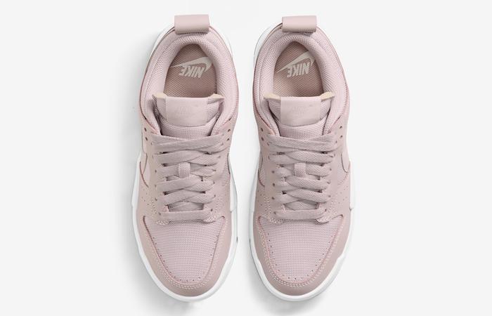 Nike Dunk Low Disrupt Barely Rose CK6654-003 07