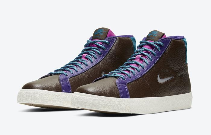 Nike SB Zoom Blazer Mid Premium Pacific Northwest CU5283-201 02