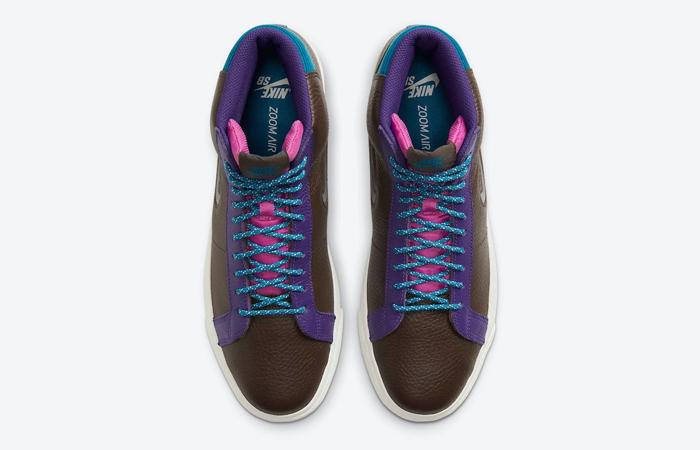 Nike SB Zoom Blazer Mid Premium Pacific Northwest CU5283-201 04