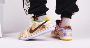 On Foot Images Of Nike SB Dunk Low Chinese New Year 03