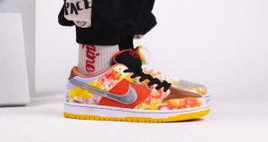 On Foot Images Of Nike SB Dunk Low Chinese New Year