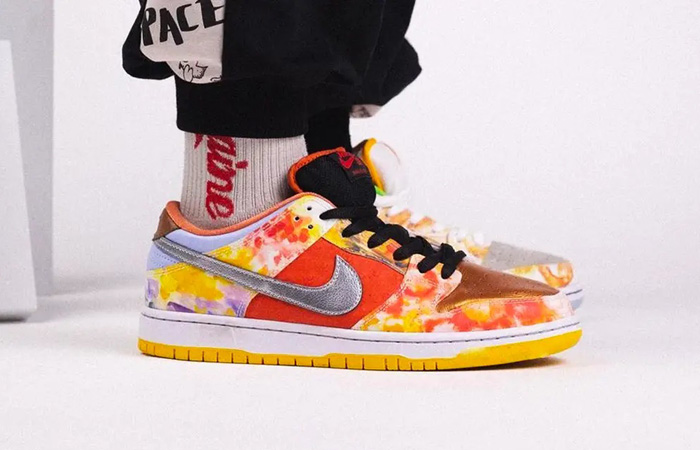 On Foot Images Of Nike SB Dunk Low Chinese New Year f