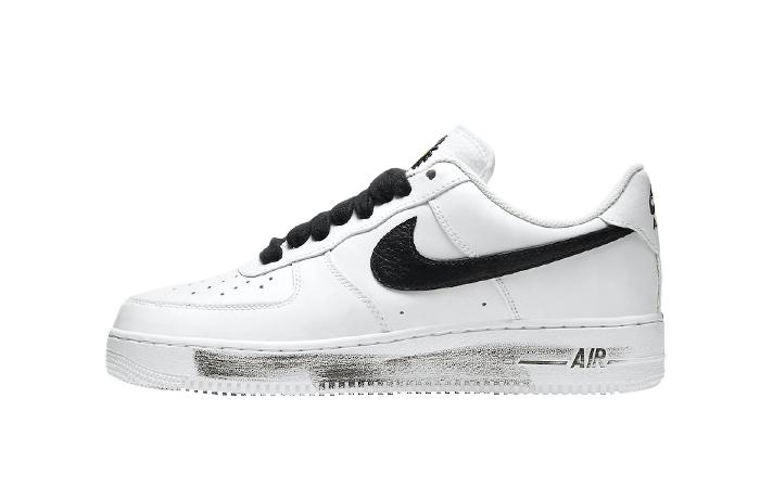 PEACEMINUSONE Nike Air Force 1 Paranoise White DD3223-100 01