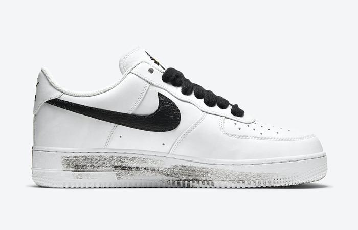 PEACEMINUSONE Nike Air Force 1 Paranoise White DD3223-100 03