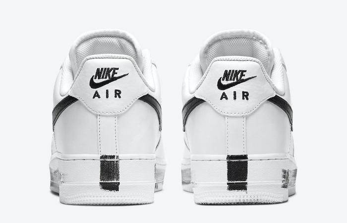 PEACEMINUSONE Nike Air Force 1 Paranoise White DD3223-100 05