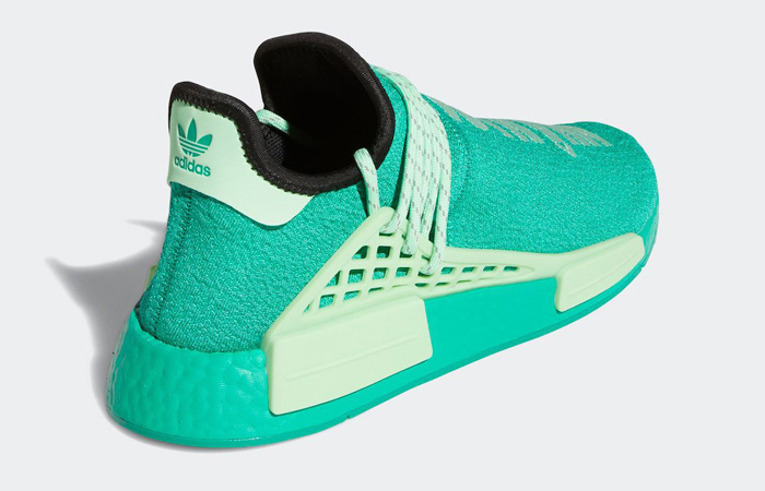 Pharrell adidas NMD Hu Turquoise GY0089 05