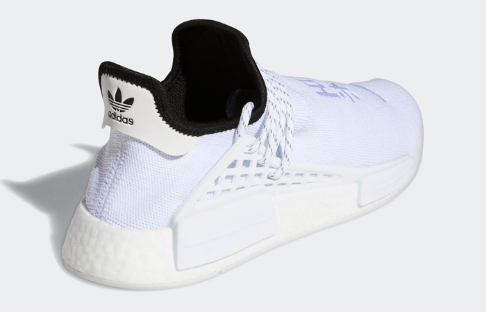 Pharrell adidas NMD Hu White GY0092 05