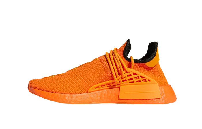 Pharrell adidas NMD Hu Yellow Orange GY0095 01