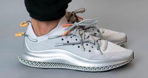 Take A Glance Look At The Futuristic adidas IIM 4D 01