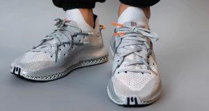 Take A Glance Look At The Futuristic adidas IIM 4D 02