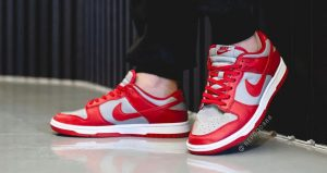 The Nike Dunk Low UNLV Red Set To Drop Next Year 01