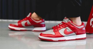The Nike Dunk Low UNLV Red Set To Drop Next Year 02