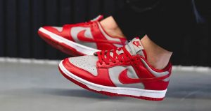 The Nike Dunk Low UNLV Red Set To Drop Next Year