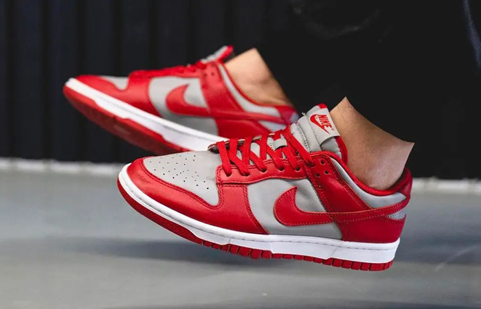 The Nike Dunk Low UNLV Red Set To Drop Next Year f