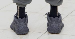 The Yeezy 500 Utility Black Confirmed It's Release Date 02