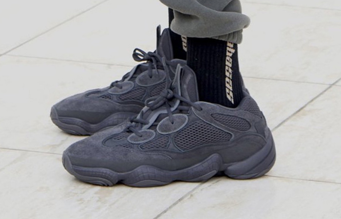 The Yeezy 500 Utility Black Confirmed It's Release Date f