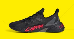 The adidas X9000 Cyberpunk 2077 Collection Unveiled 01