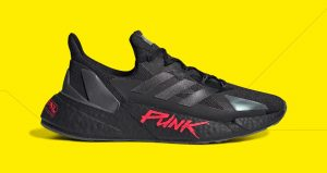 The adidas X9000 Cyberpunk 2077 Collection Unveiled 02