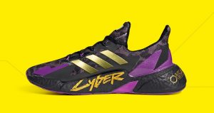The adidas X9000 Cyberpunk 2077 Collection Unveiled 03
