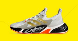 The adidas X9000 Cyberpunk 2077 Collection Unveiled 05