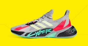 The adidas X9000 Cyberpunk 2077 Collection Unveiled 09