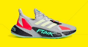 The adidas X9000 Cyberpunk 2077 Collection Unveiled 10