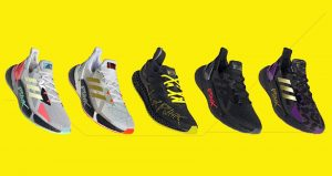 The adidas X9000 Cyberpunk 2077 Collection Unveiled