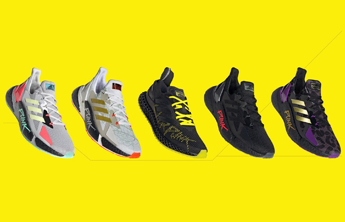 The adidas X9000 Cyberpunk 2077 Collection Unveiled f