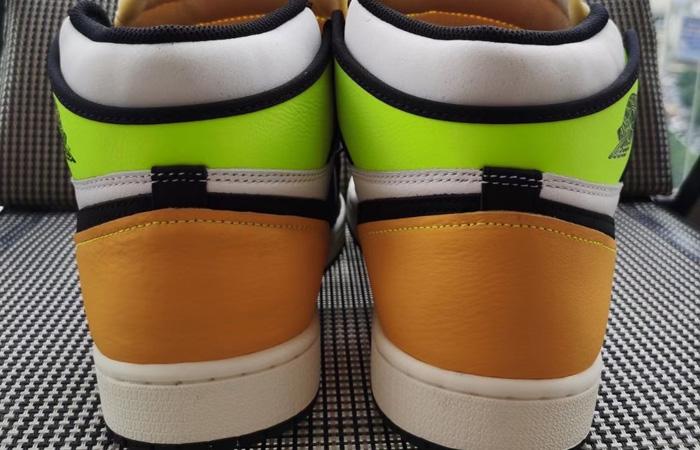 Air Jordan 1 High Volt Gold White 555088-118 04