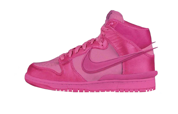 Ambush Nike Dunk High Lethal Pink CU7544-600 01