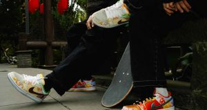 Artistic Look Of Nike SB Dunk Low Street Hawker Honoring Chinese Cuisines 02