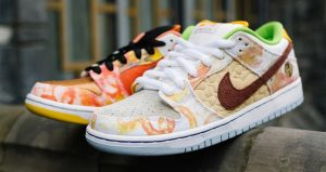 Artistic Look Of Nike SB Dunk Low Street Hawker Honoring Chinese Cuisines 03